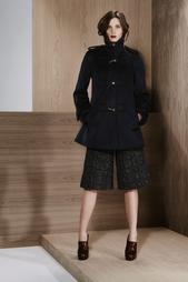 Пальто из шерсти и ангоры Derek Lam