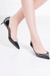 Туфли из лакированной кожи Iriza 45 Christian Louboutin
