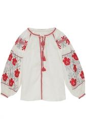 Льняная блузка Vita Kin