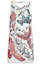 Платье с бисерной вышивкой Alice + Olivia