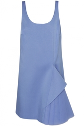 Асимметричное платье Christopher Kane