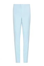 Однотонные брюки Mugler