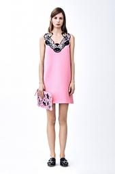 Шерстяное платье Christopher Kane