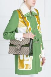 Кожаная сумка Dionysus GG Gucci