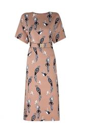 Платье с принтом No.21