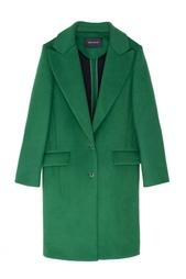 Шерстяное пальто Cedric Charlier