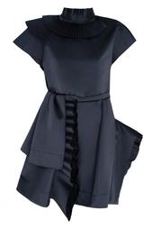 Асимметричное платье No.21