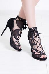 Замшевые туфли Calista Tabitha Simmons