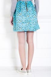 Пышная юбка с принтом Markus Lupfer