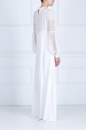 Однотонное платье Veronique Branquinho