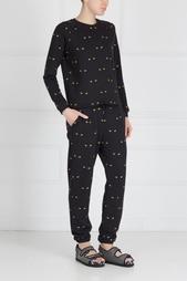 Хлопковые брюки Zoe Karssen