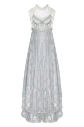 Платье с кристаллами Ozlem Suer