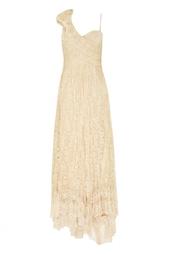 Асимметричное платье «Пион» Ozlem Suer
