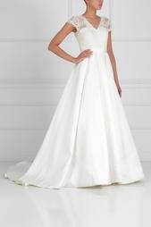 Платье с вышивкой Helen Miller