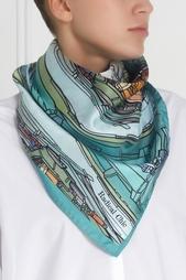 Шелковый платок «Кремлевский» Radical Chic