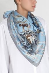 Шелковый платок «Подиум» Radical Chic