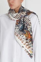 Шелковый платок «Бег» Radical Chic