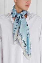 Шелковый платок «Рандеву» Radical Chic
