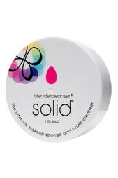 Мыло для очиcтки спонжей Solid Blendercleanser 30 гр. Beautyblender
