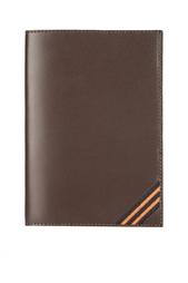 Кожаная обложка для паспорта Gourji