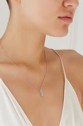 Серебряная подвеска «Звено» Natalia Bryantseva