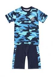 Комплект футболка и шорты Blukids