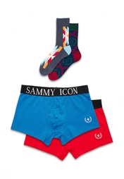 Комплект трусов и носков Sammy Icon