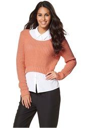 Укороченный пуловер CHILLYTIME