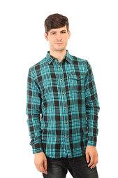 Рубашка в клетку Globe Portland Shirt Horizon