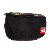 Сумка поясная Skills Small Patch Bag Black/Camo