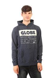 Толстовка кенгуру Globe 13th Hooded Navy
