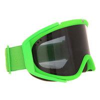 Маска для сноуборда Electric Rig Solid Slime Bl Jet Black