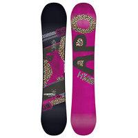 Сноуборд женский Apo Hype Rocker 151 Black/Pink