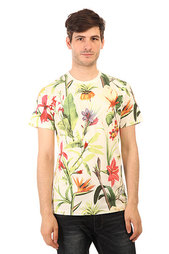 Футболка Penfield Wilson Botanical T Shirt White