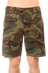 Шорты классические Stussy Military Shorts Camo