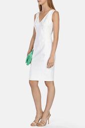 Платье с отделкой лентами Karen Millen