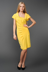 Платье Malandrino