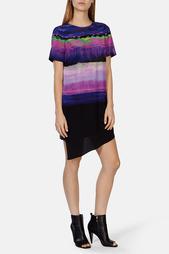 Платье в  полоску Karen Millen