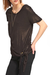 Блузка с коротким рукавом Troll