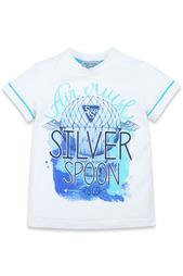 Футболка Silver Spoon Casual