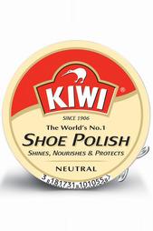 Крем для обуви БЕСЦВЕТНЫЙ KIWI