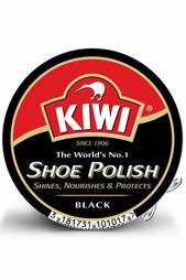 Крем для обуви ЧЕРНЫЙ KIWI