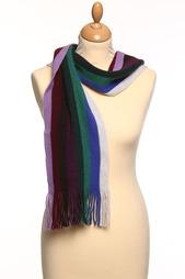 Вязаный шарф Lacoste