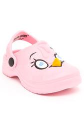 Туфли открытые малодетские Angry Birds