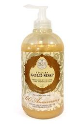 Жидкое мыло Юбилейное золотое Nesti Dante