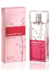 Sensual Red 100 мл Armand Basi