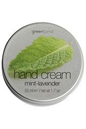 Крем для рук, мята-лаванда Greenland