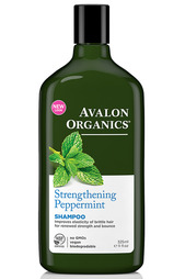 Укрепляющий шампунь AVALON ORGANICS