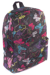 "Рюкзак ""Радужные бабочки"" 3D BAGS"
