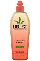 Масло для ванны и тела HEMPZ